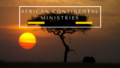 African Continental Ministries Footer