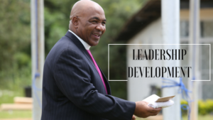 Leadership Development footer