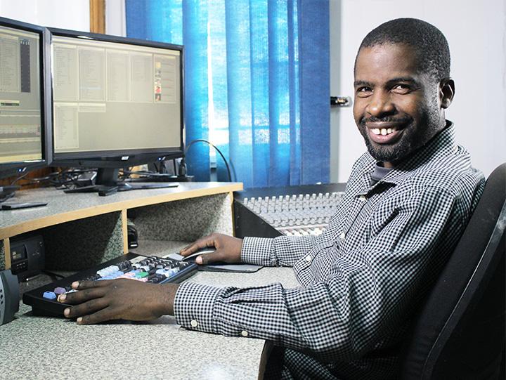 District Pastor Chileshe Bwalya