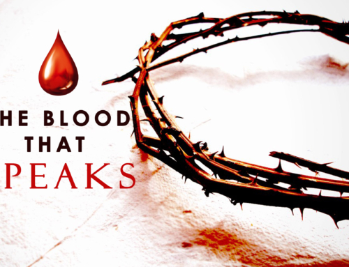 THE BLOOD THAT SPEAKS